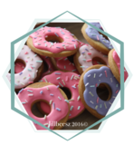 Jillbeesz Donut Rond Uitsteker_
