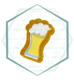 Jillbeesz Bier Glas Uitsteker_