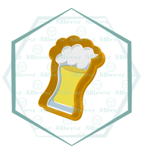 Jillbeesz Bier Glas Uitsteker