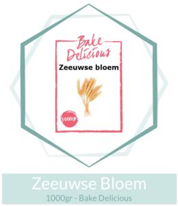 Zeeuwse Bloem 1000gr - Bake Delicious