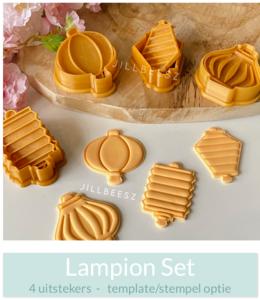 Lampionnen set